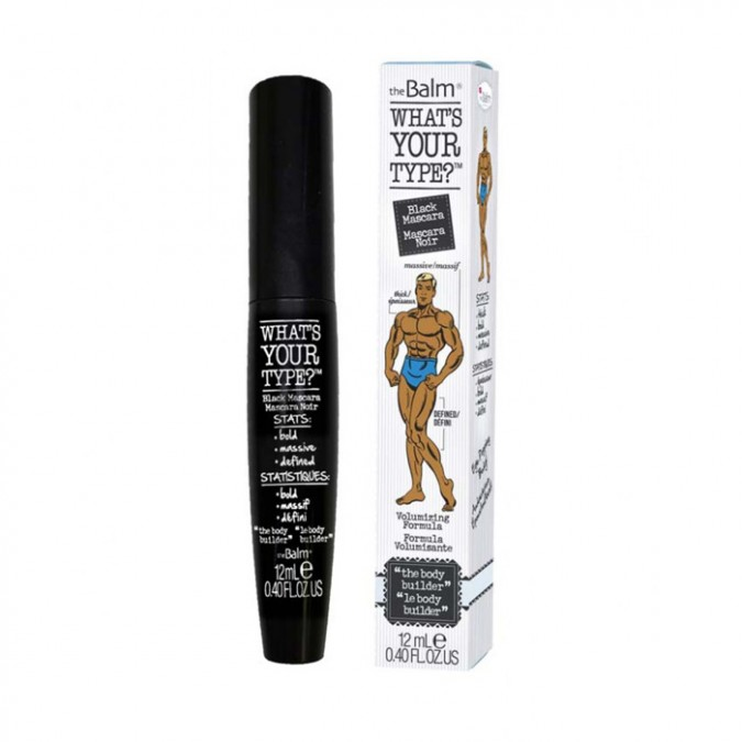 BODY BUILDER MASCARA