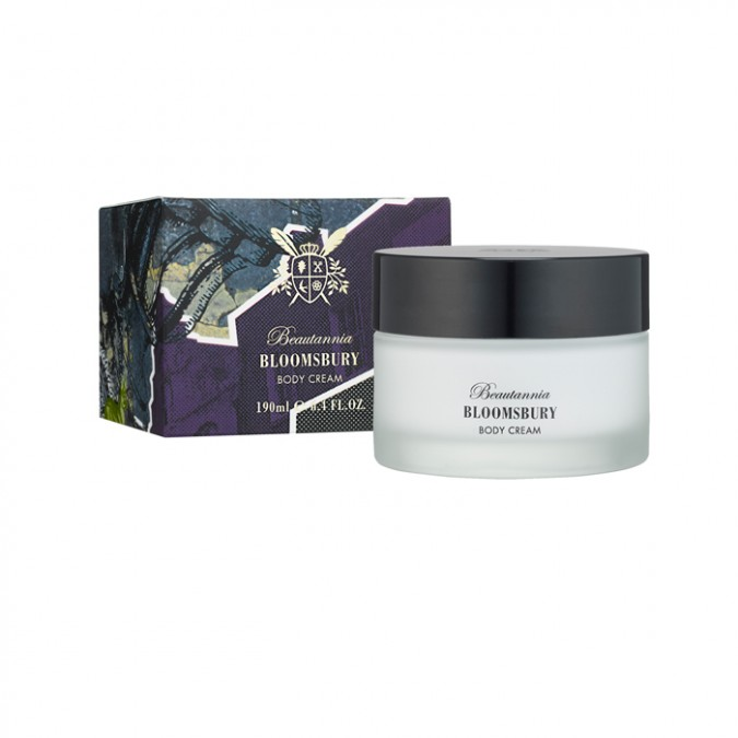 BLOOMSBURY BODY CREAM