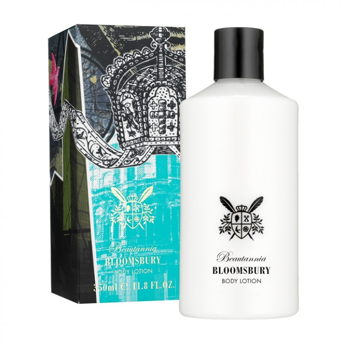 BLOOMSBURY BODY LOTION