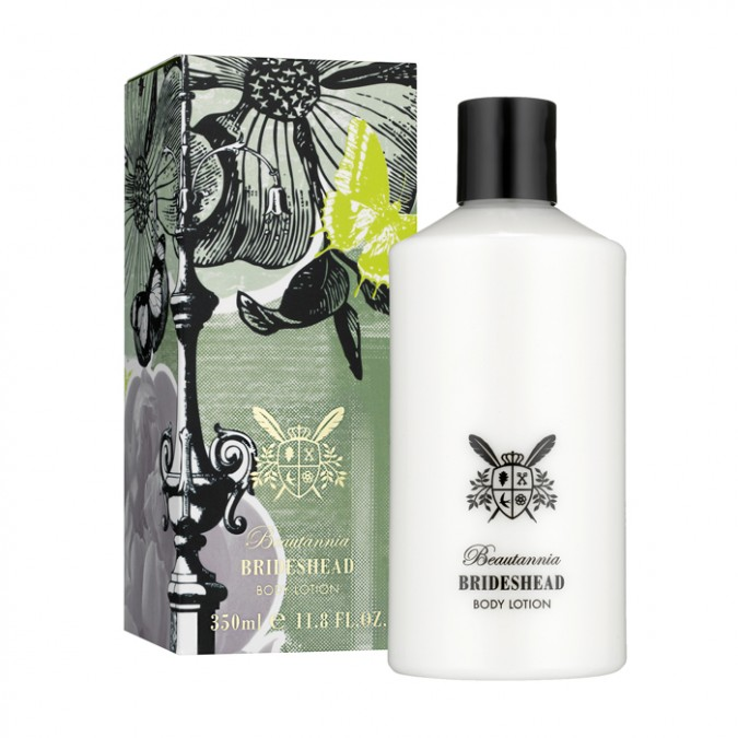 BRIDESHEAD BODY LOTION