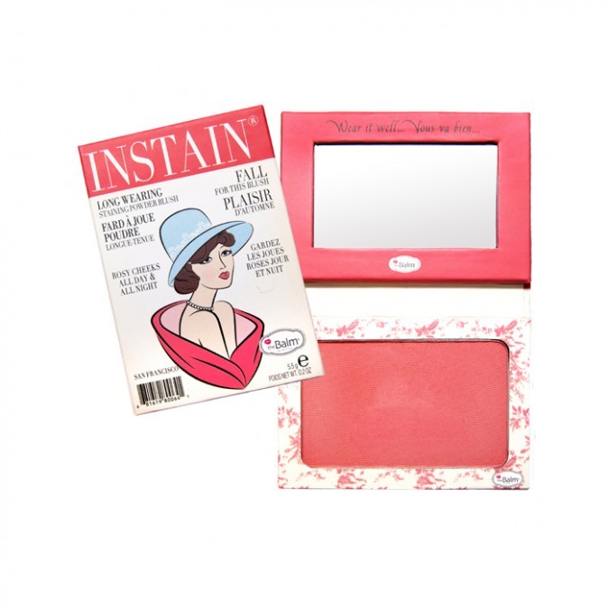INSTAIN TOILE BLUSH
