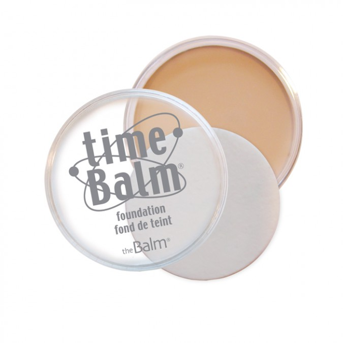 TIMEBALM FOUNDATION LIGHT/MEDIUM