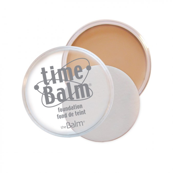 TIMEBALM FOUNDATION MID-MEDIUM