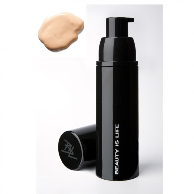 SATIN FOUNDATION FLUID 02W-C