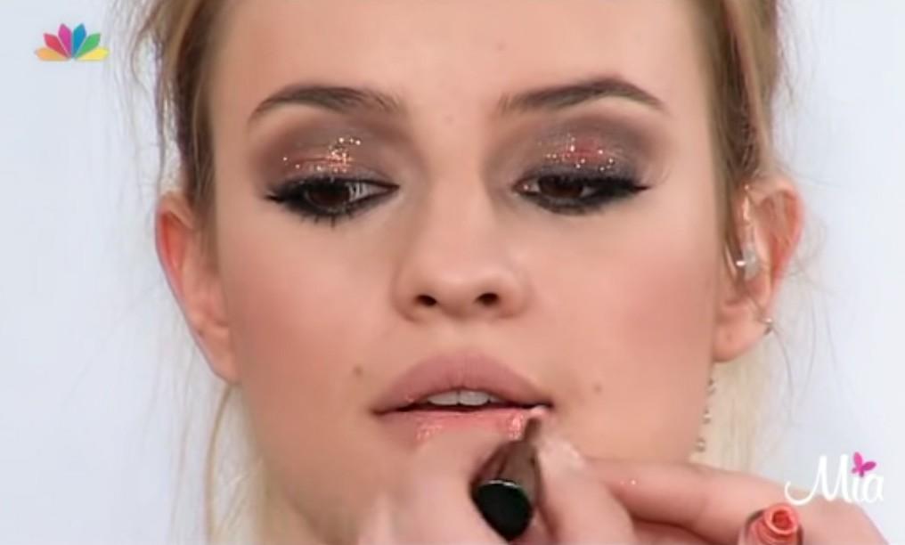 Νιώσε τη λάμψη στα μάτια σου! Sparkle make up!