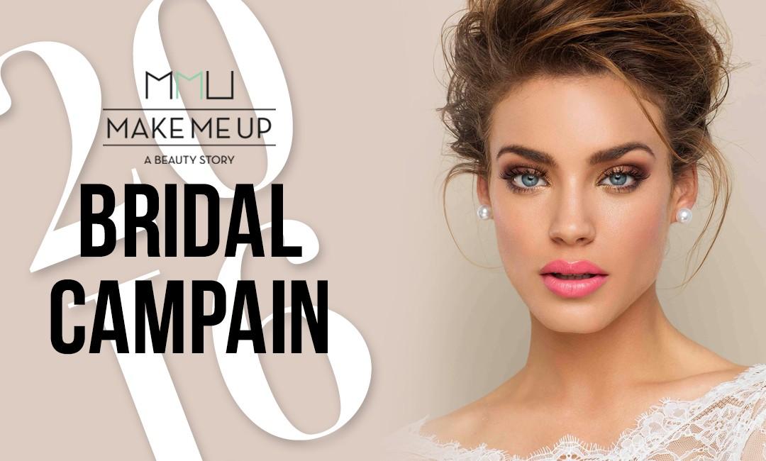 Νυφικό μακιγιάζ, καλοκαιρινά χρώματα και άλλες ιστορίες από την Make Me Up!