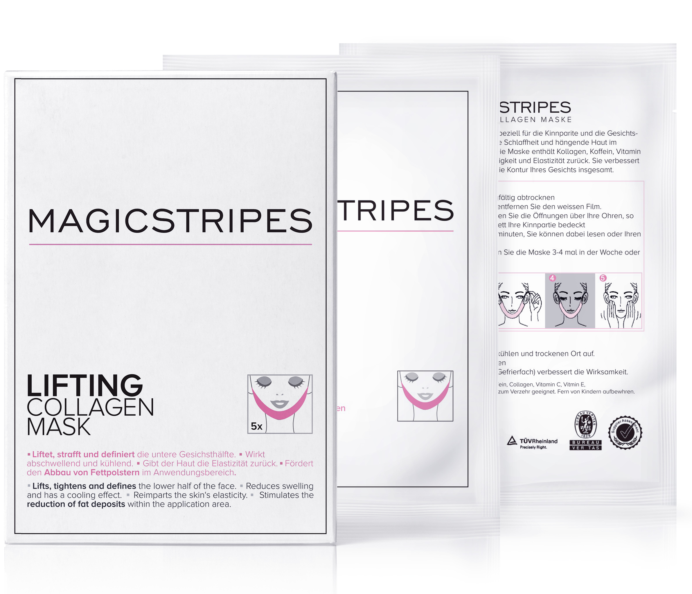 Lifting Collagen Mask by Magic Stripes