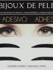 Adhesive Eyeliner classic 1 Black 2 pair – Αυτοκόλλητα Eyeliner by Bijoux de Pele