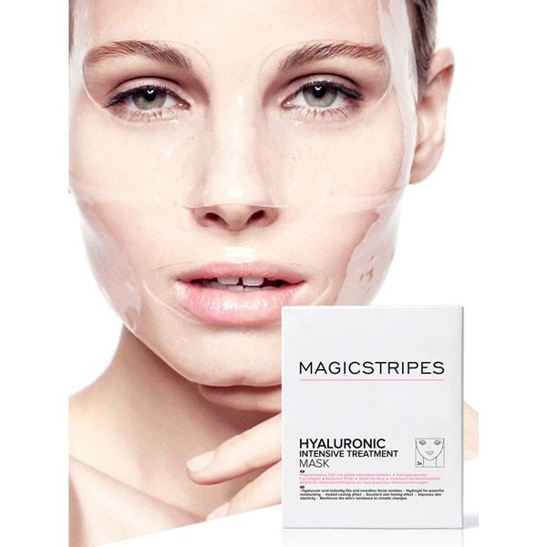 Μάσκα ενταντικής φροντίδας με Υαλουρονικό by Magic Stripes