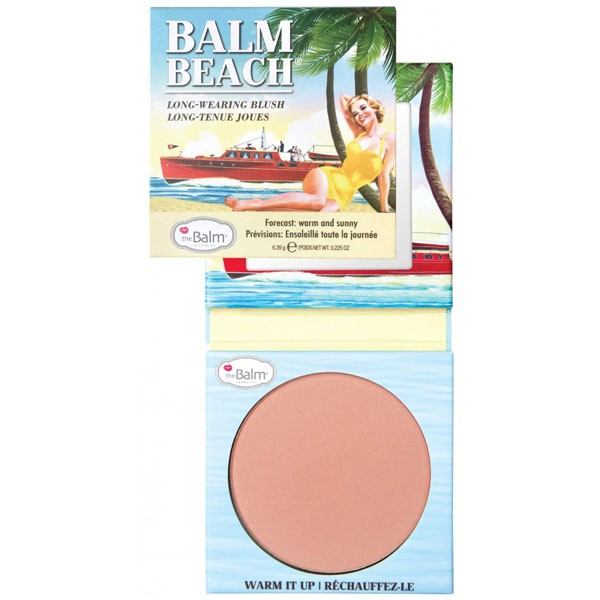 Balm Beach – Ρουζ/ Bronzer by The Balm