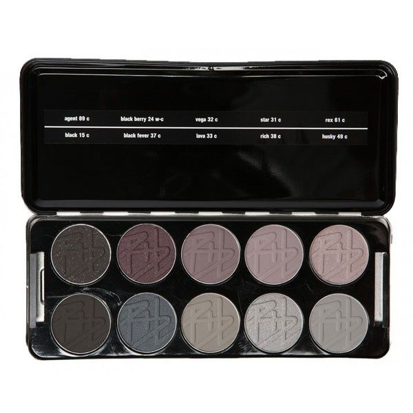 Nocturne Palette 8770 – Παλέτα σκιών by Beauty is life