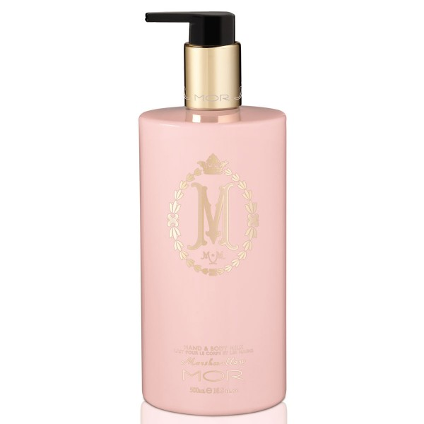 Marshmallow- Hand & Body Milk by Mor